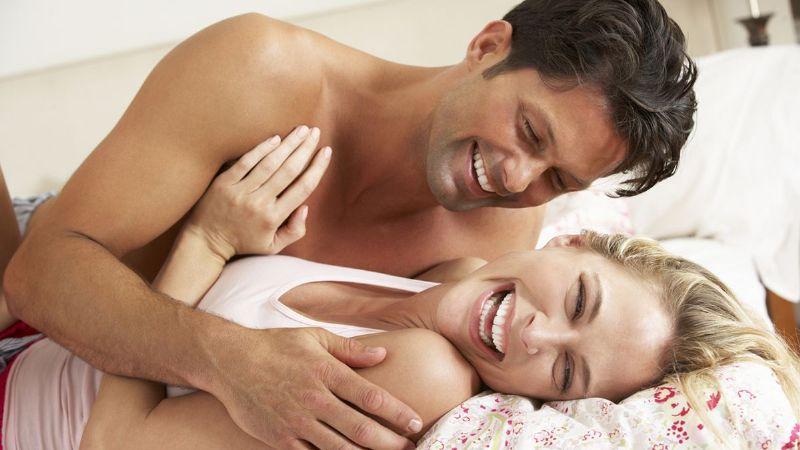 العلاقة الجنسية