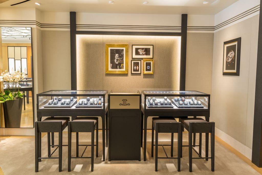 resized_Jaeger-LeCoultre London Flagship Boutique - 7