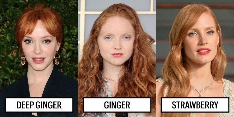 دليلك للحصول على صبغة شعر حمراء تناسبك الراقية