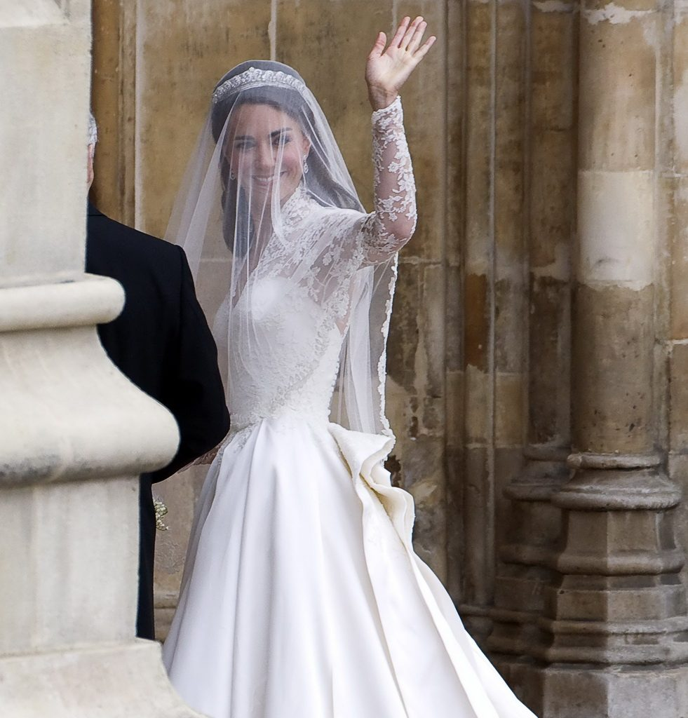 Wedding of Prince William and Catherine Middleton - Marriage Service