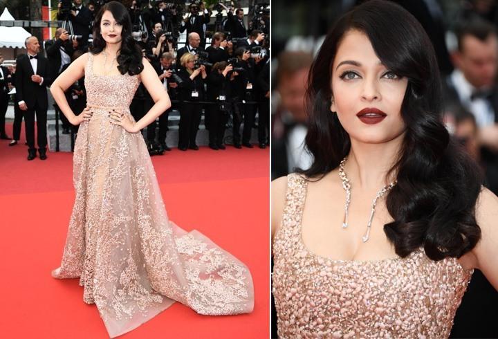 Aishwarya Rai Boucheron Cannes