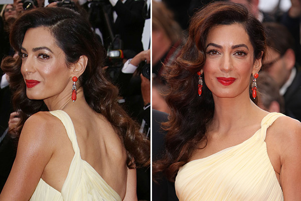 Amal Clooney Cartier  Cannes