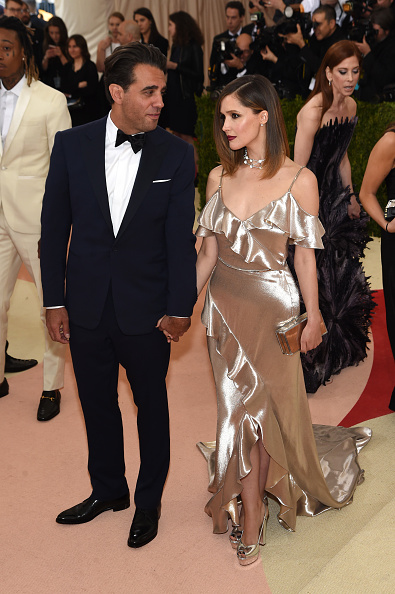 BOBBY CANNAVALE AND ROSE BYRNE IN RALPH LAUREN