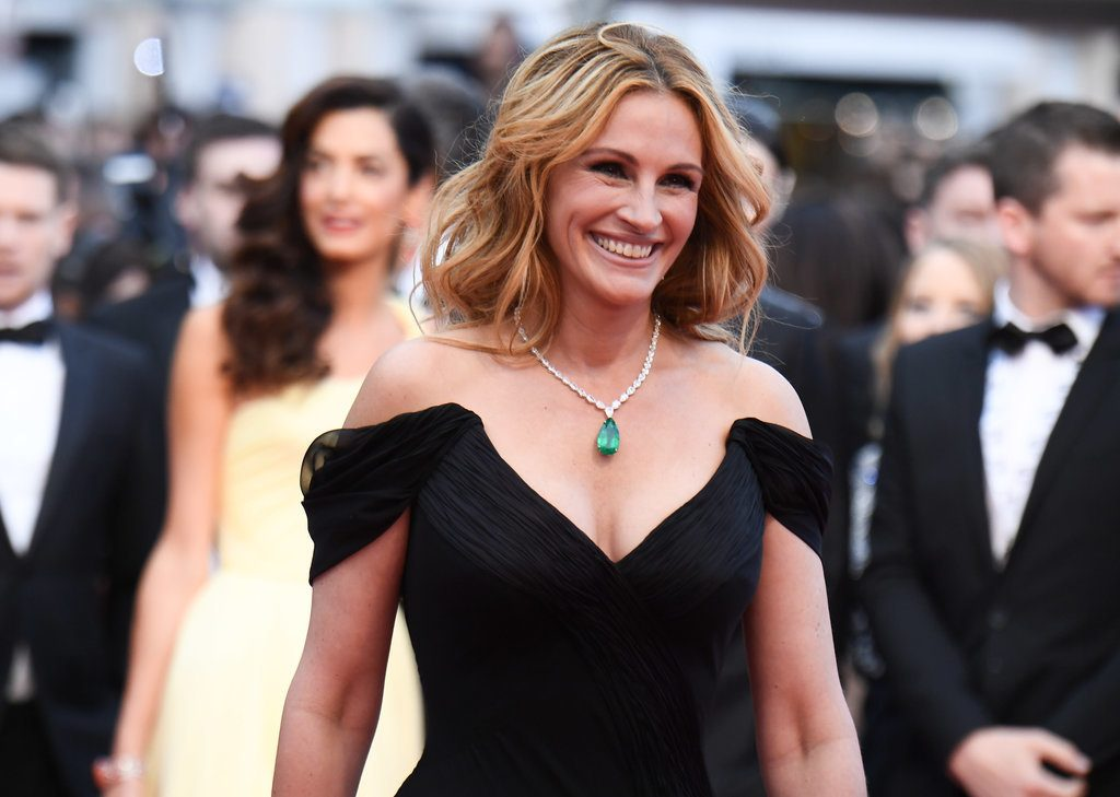 Julia Roberts Chopard Cannes