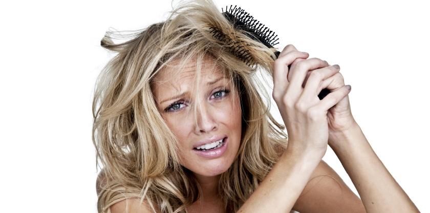 أفضل الطرق الطبيعية لوقف تقصف الشعر
