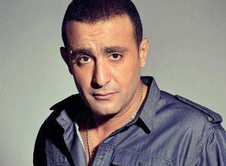 الفنان احمد السقا