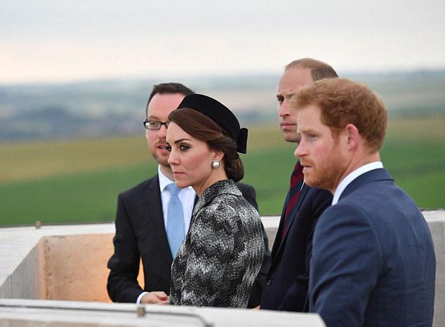 الأمير وليام اتخذ إجراءات قانونية لحماية زوجته
