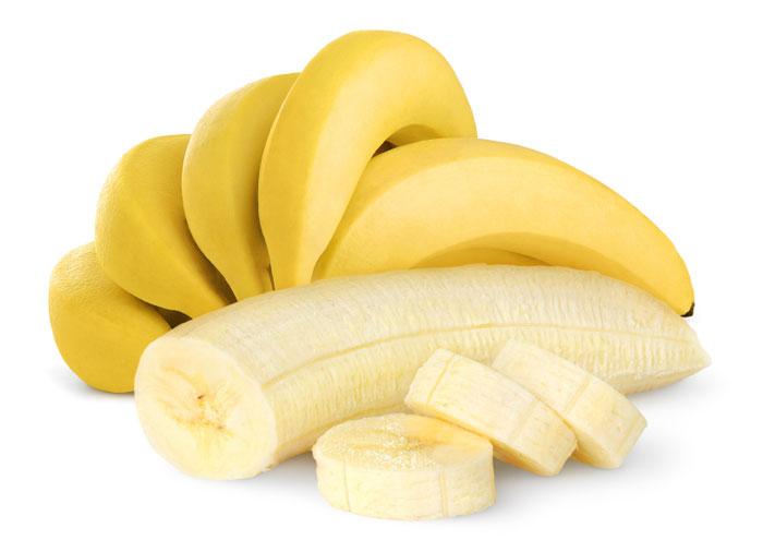 الموز يخلصك من السعال خلال يوم واحد