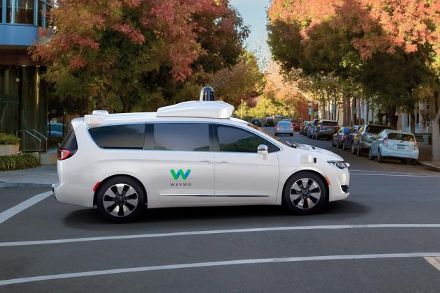 جوجل تكشف عن نظام قيادة ذاتية في سيارات كرايسلر