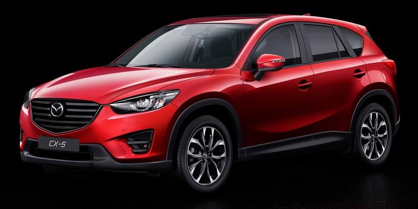 مازدا تعلن عن 3 سيارات جديدة