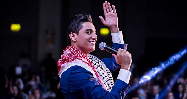 محمد عساف في السعودية