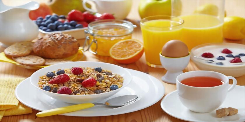 تعرف على وجبة الإفطار المتكاملة