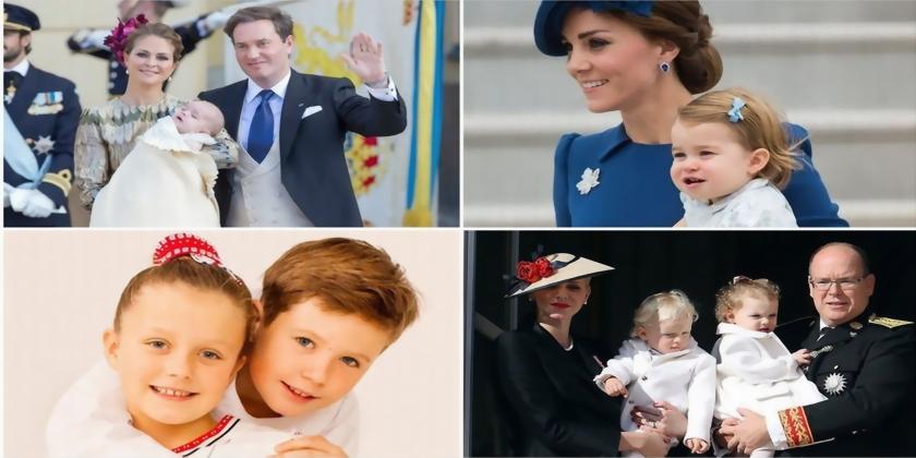 أشهر أسماء الأطفال الملكيين ومعناها الراقية