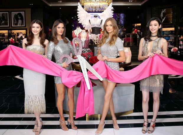 عرض أزياء فيكتوريا سيكريت 2017 سيقام في مدينة شنغهاي