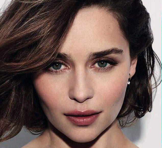 إميليا كلارك ترشح لتكون بطلة اعلان مجموعة عطور Dolce&Gabbana