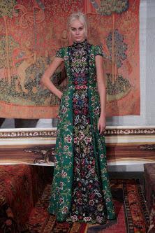 عودة موضة الازياء الماكس لتنورات وفساتين صيف 2017