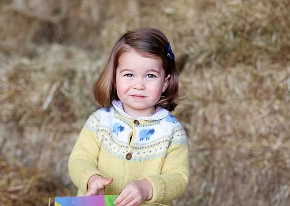 الأميرة تشارلوت
