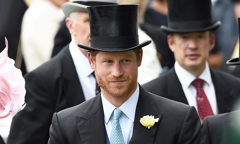 الأمير هاري يستضيف أول حفل حديقة له في قصر باكنجهام