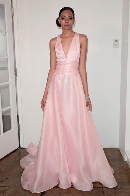 باميلا رولاند فستان زفاف