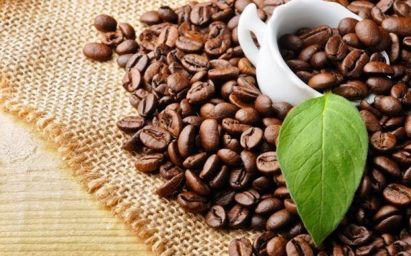 ماسك القهوة لتقشير البشرة