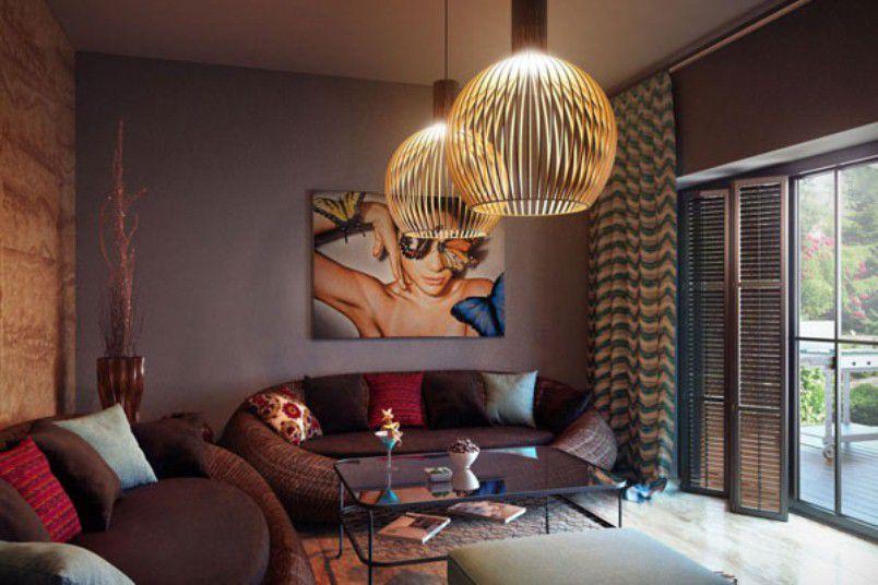 أفكار مبتكرة لتجديد وحدات الإضاءة فى المنزل