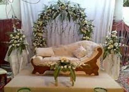 بالصور ديكورات كوشات بسيطة للعروس في المنزل
