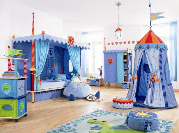 احدث ديكورات غرف نوم الأطفال