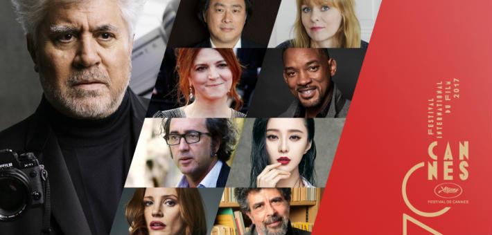 قائمة افلام البرامج الرسمية لمهرجان كان 2017