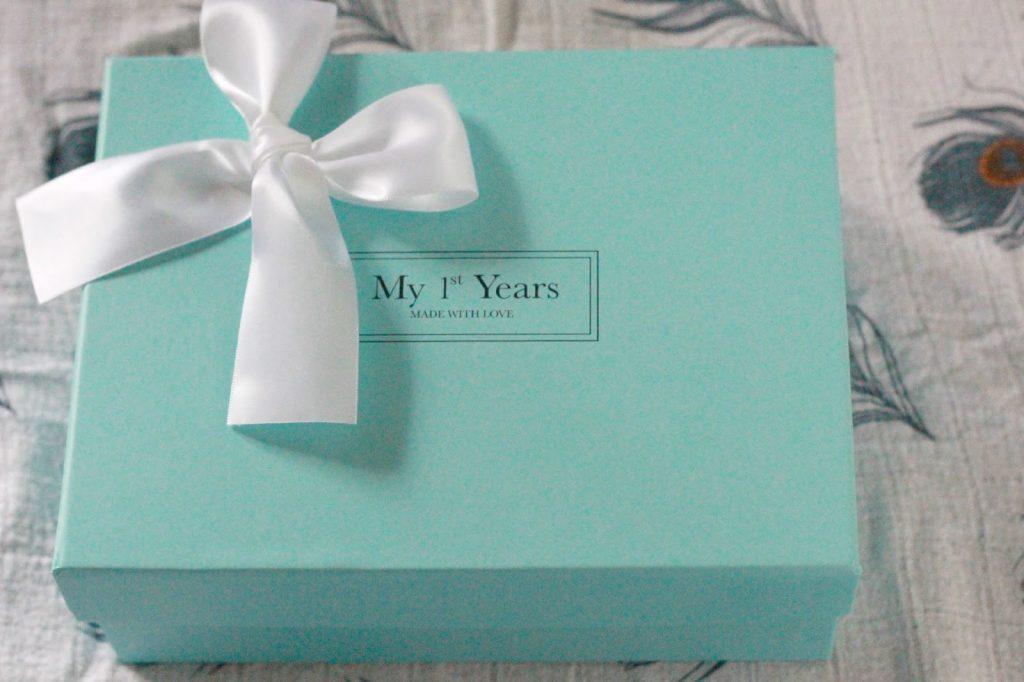 my 1st years box