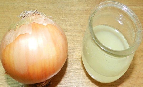 فوائد عصير البصل للشعر الخفيف في الصيف