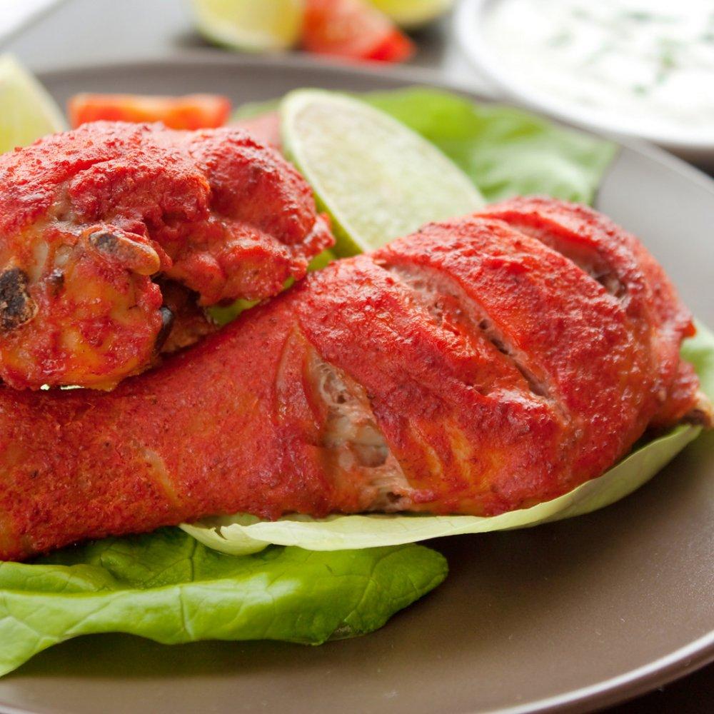 اكلات رمضان طريقة عمل دجاج تندوري من المطبخ الهندي