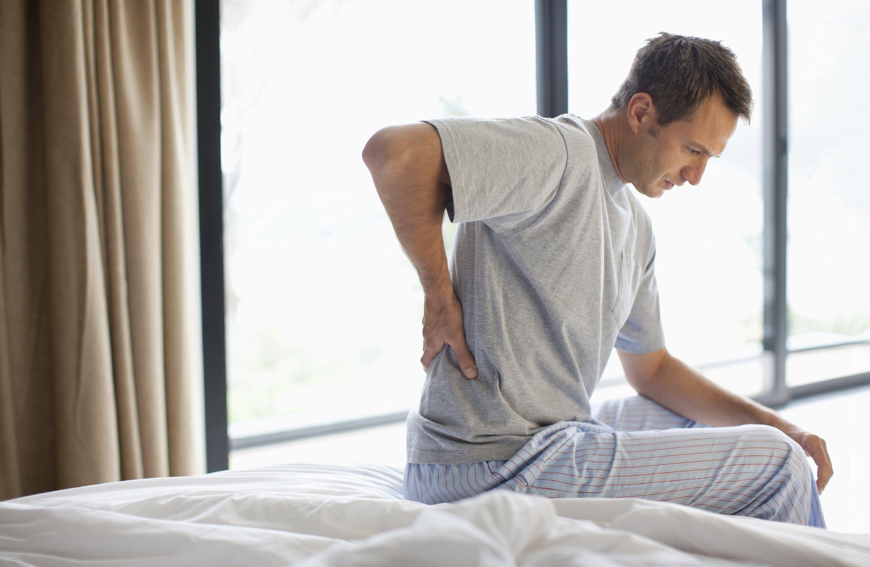 فوائد فيتامين د لعلاج ألم الظهر