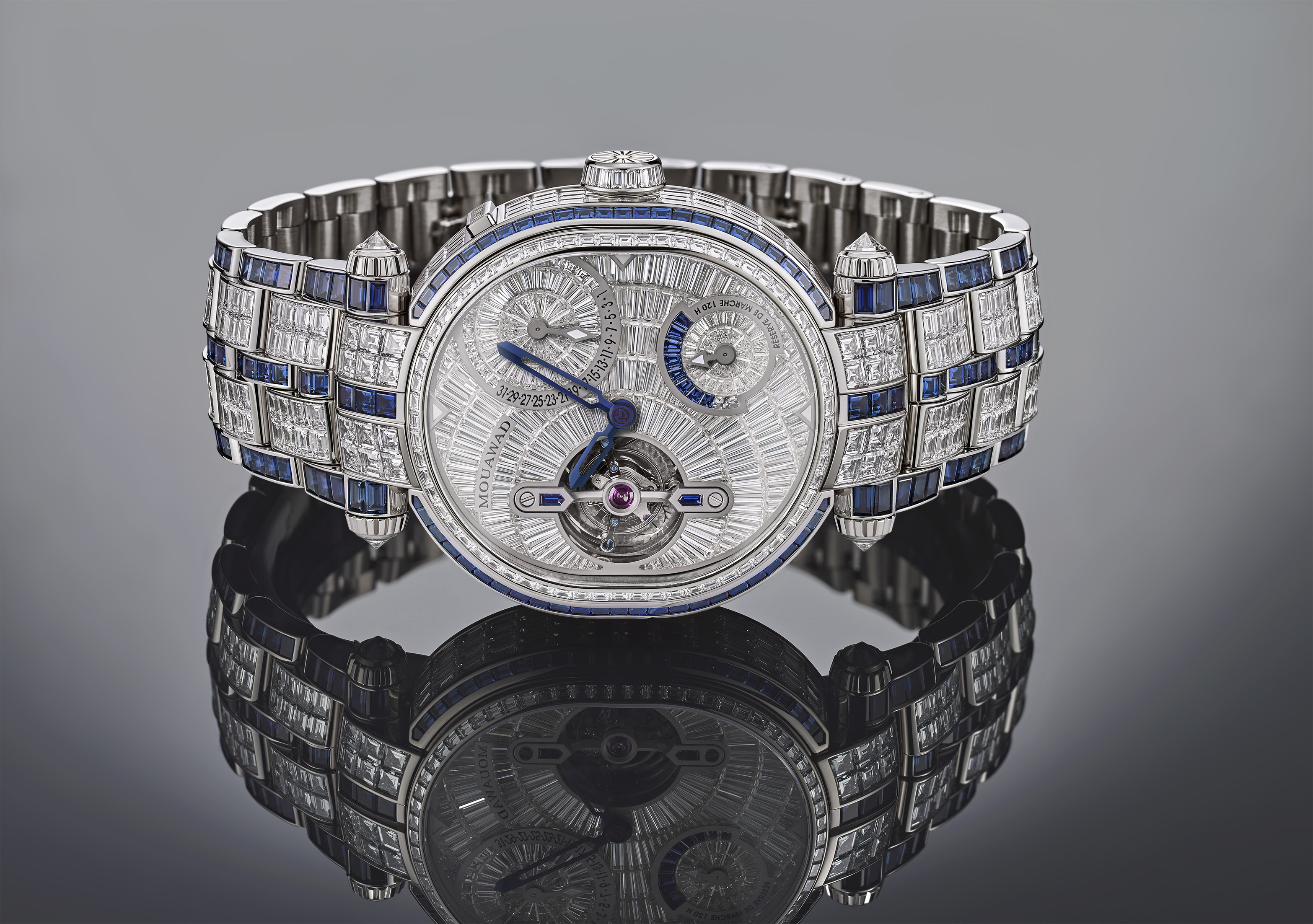 معوّض جنيف اسم عريق في صناعة الساعات السويسرية