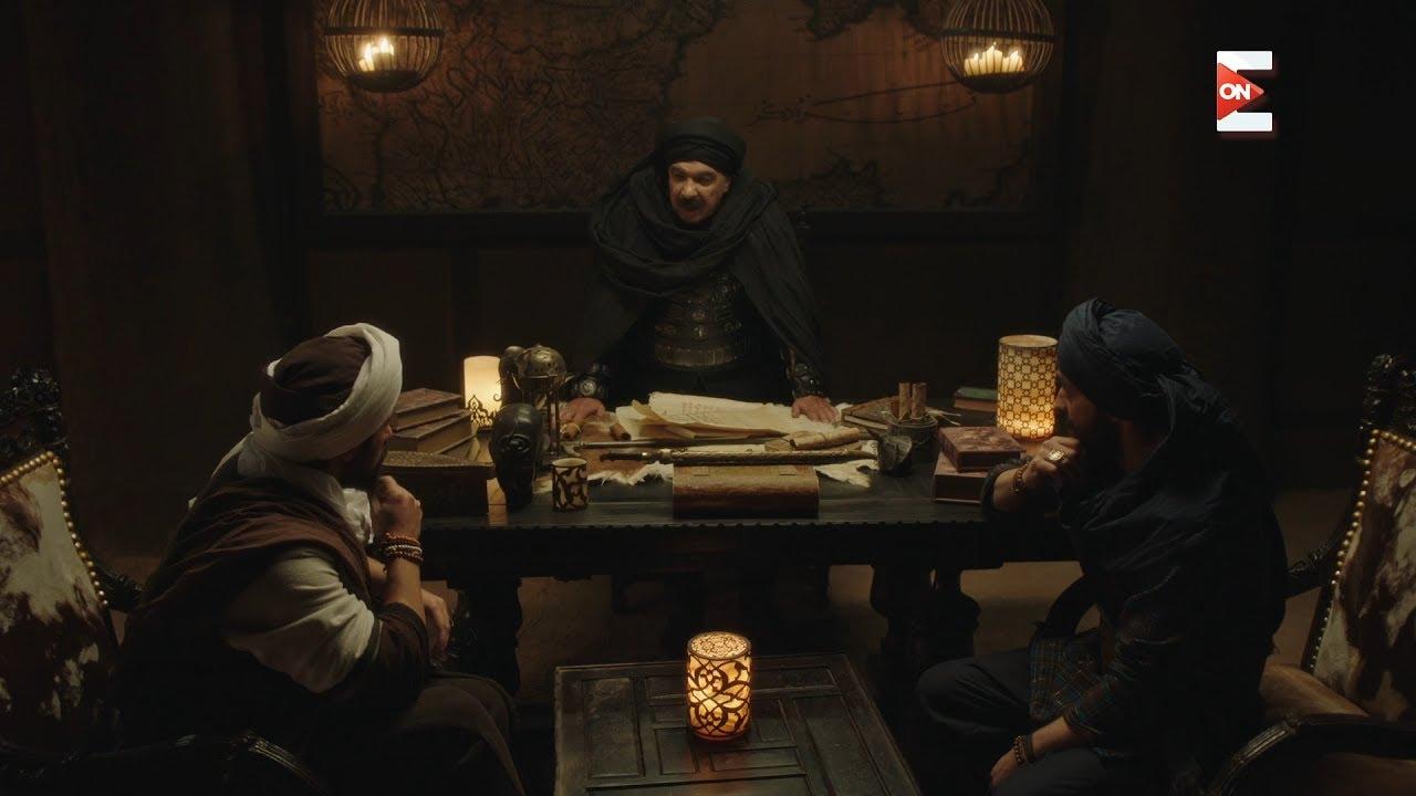 انقاذ يوسف الشريف من الاعدام في الحلقة 11 من مسلسل كفر دلهاب