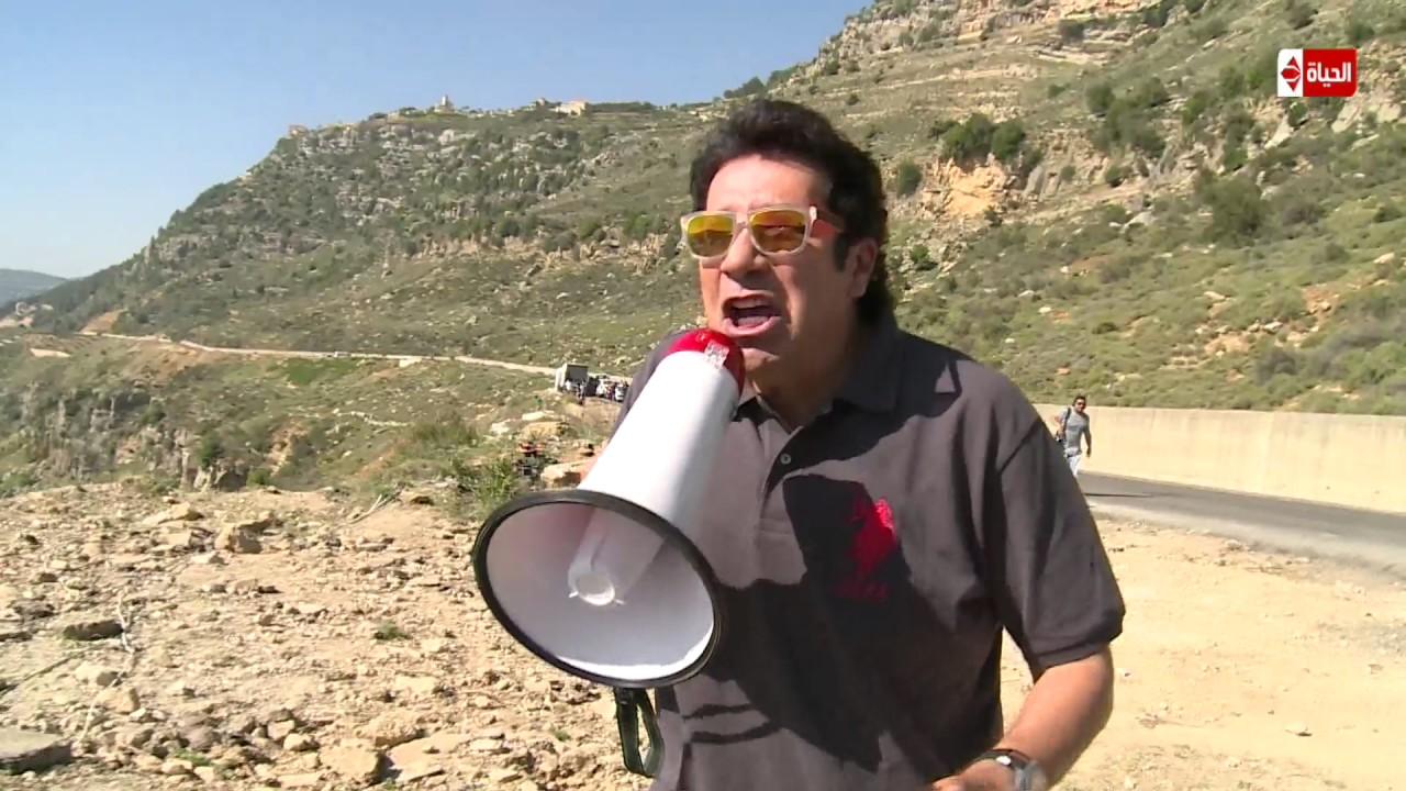 دوللى شاهين ضحية هانى رمزى في الحلقة 11 من هاني هز الجبل