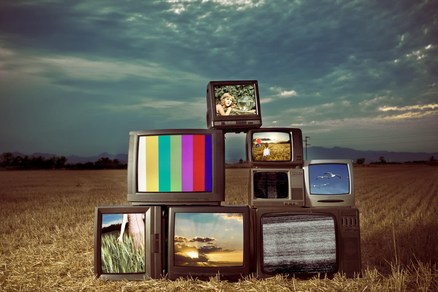 تطور التلفاز