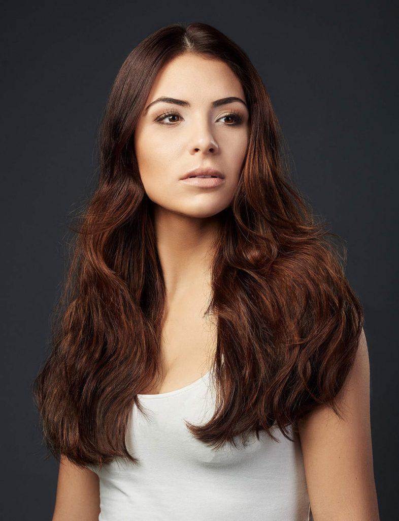 شعر طويل