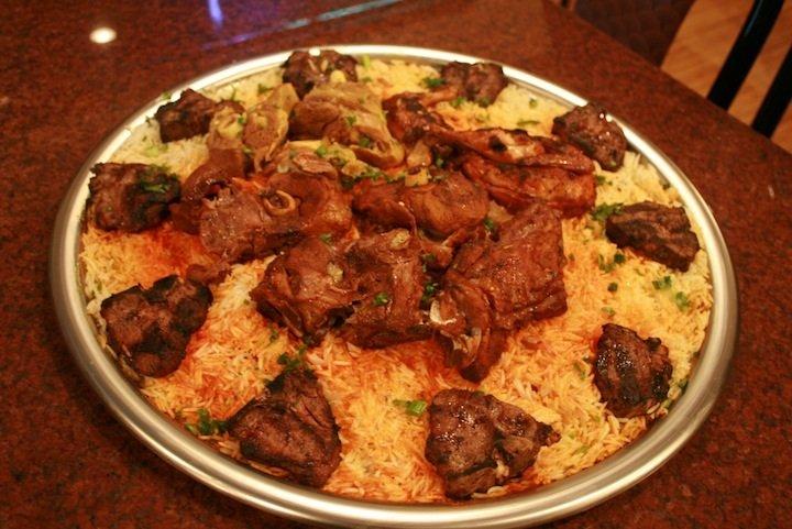 طريقة عمل مندي لحم الغنم اليمني