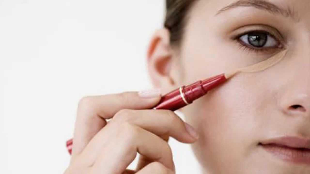 كيفية استخدام الوان الكونسيلر لتصحيح عيوب الوجه
