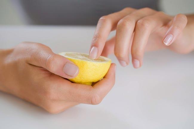 فوائد-الثوم-والليمون-لتقوية-اظافر-العروس-قبل-الزفاف
