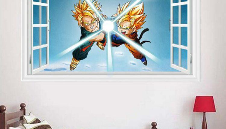 ديكورات ورق حائط لغرفة نوم أطفال