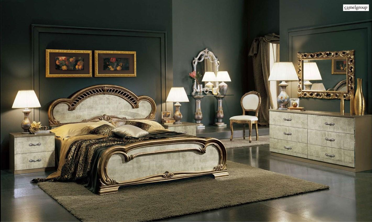 ديكورات غرف نوم بتصاميم ايطالية مودرن الراقية