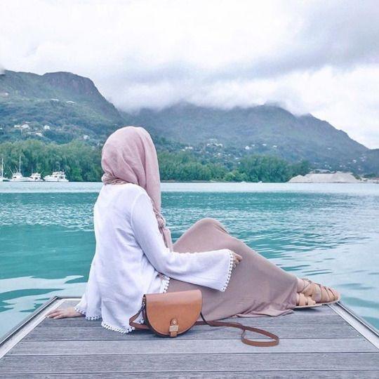 نصائح للحجاب على البحر