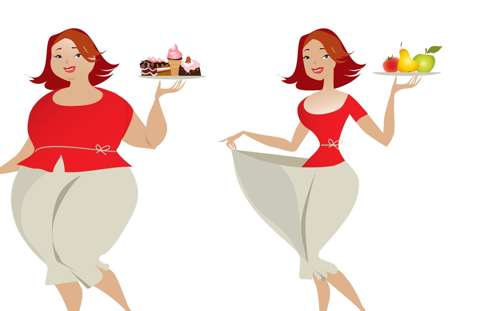 افضل رجيم صحي لانقاص الوزن الزائد