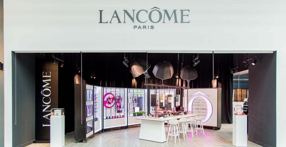 مجموعة صور من المتجر الجديد المؤقت في دبي