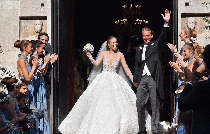اغلى 5 حفلات زفاف في عام 2017