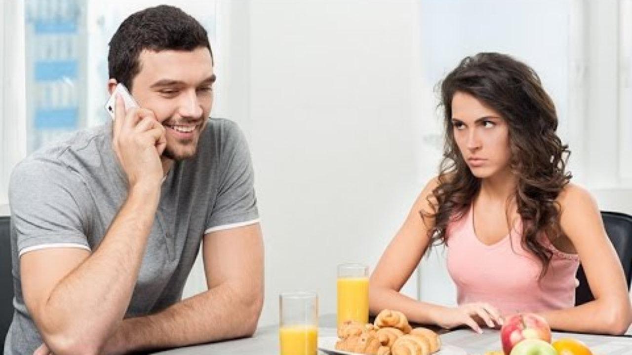 كيفية التحكم بالغيرة على الزوج من الاخرين