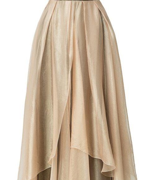 فستان من الوان الميتالك