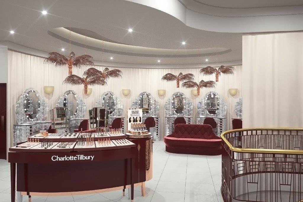 Charlotte Tilbury Kuwwait Store (1)