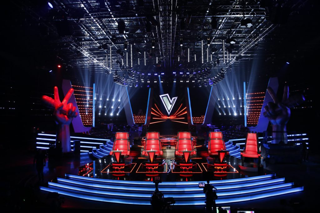 MBC1 & MBC MASR The Voice S4 - new set